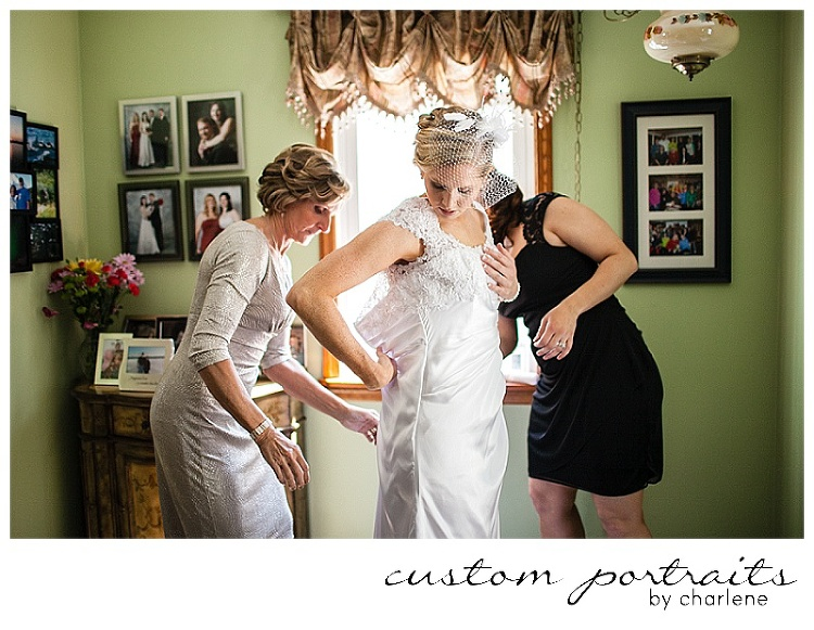 bridal prep photos dress pittsburgh wedding photographer (2)