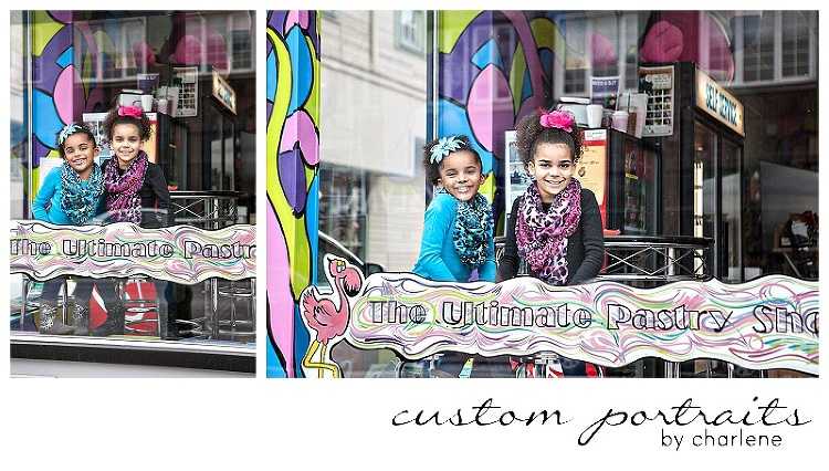 sewickley childrens photographer ultimate pastry shop sisters birthday session (2)